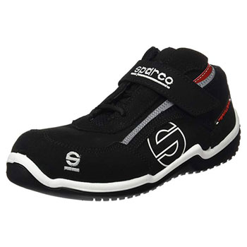 zapatillas o playeras especiales de seguridad