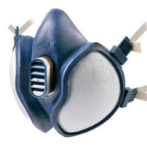 Mascarillas de seguridad, respire sin peligro