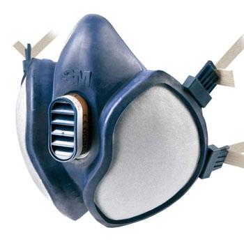 Mascarillas de seguridad para filtrado de aire aspirado