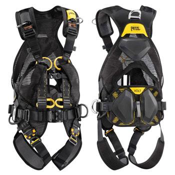 arnes de seguridad para trabajos verticales y escalada