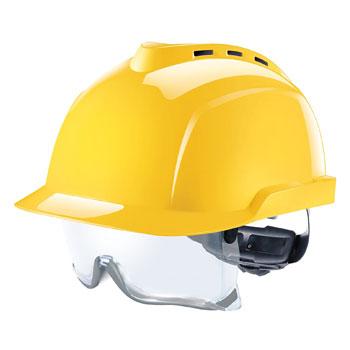 casco de seguridad para obras o escalada