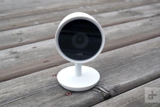 Nest Cam IQ para interiores